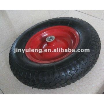 4.00-8 Rubber wheel /Pneumatic wheels