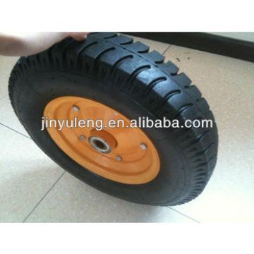 rubber wheels 4.00-8 lug pattern ,4.00-8 pneumatic wheels
