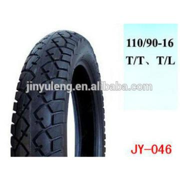 motorcycle tyre 110/90-16 tube tire