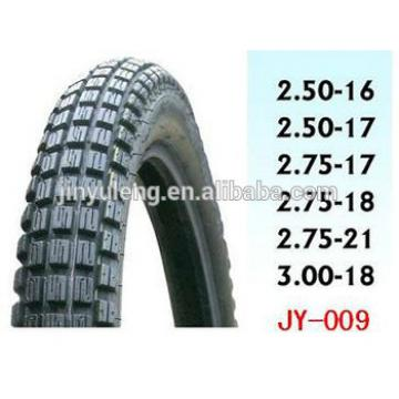 motorcycle tires 2.50-16 off road tire