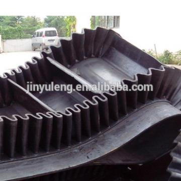 Corrugated Sidewall Conveyor Belt for Mine