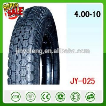 4.00-10 skid resistan motor tricycle street road scooters motorcycle tire tyre three-wheeled motor vehicle motorcycietyre tire