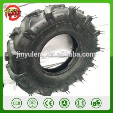 13'' 3.50-6 pneumatic rubber tyre wheelbarrow tire Micro tillage machine mini-tiller tre Herringbone tire Mud farmland