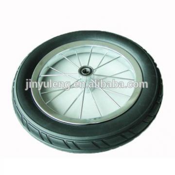 14 inch chrome rim spoke wheel for kid bicycle
