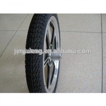 Whole-alloy wheels for bicycle/ trailer