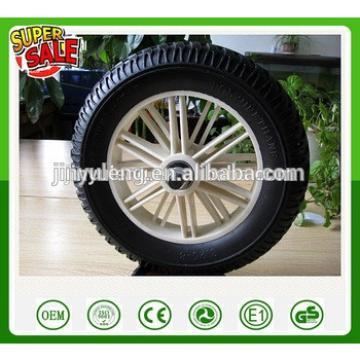 13 inch solid pu foam rubber wheel
