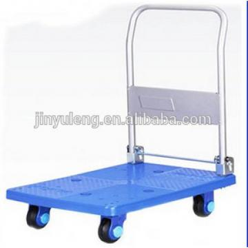 300kg capactity warehouse hand trolley