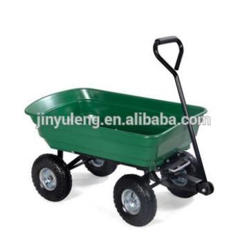 small garden dump truck