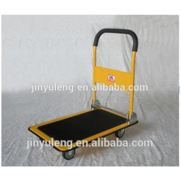 Warehouse Transport Flat Bed platform hand truck