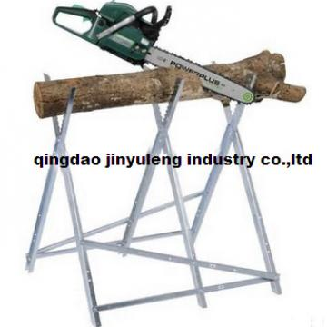 can foldable log saw horse