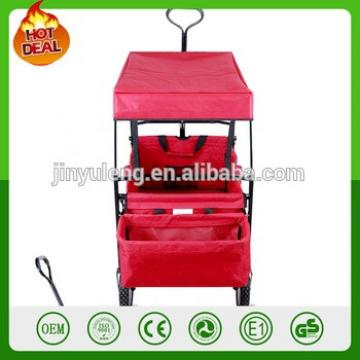 folding wagon for kinds Outdoor camping fishing shopping baby child