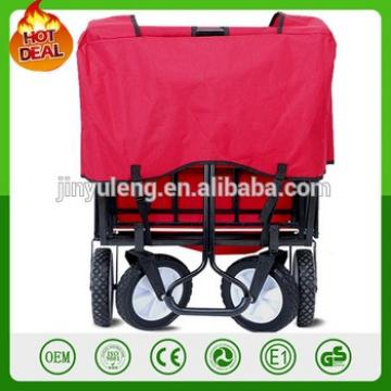 Folding wagon for kinds Outdoor camping fishing shopping baby child folding wagon cart