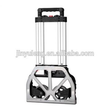 Aluminum alloy trolley car can be folded luggage trolley Multi function truck
