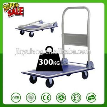 300KG Heavy Duty Folding Platform Hand Truck Trolley Cart Strong Flat Bed