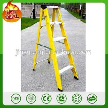Multi-Task Ladder for electrical wire repair Shop Garage Jobsite Rescue Repair FRPInsulation ladder Fiberglass Stepladder Paint