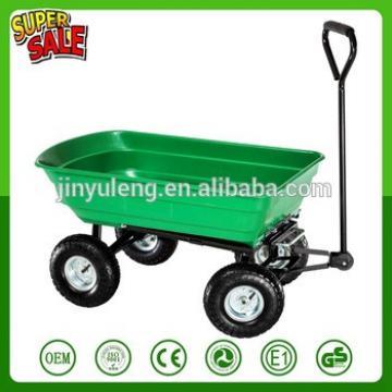mini cheap dumper tool cart tip lorry tilting cart wheelbarrow folding wagon garden tool cart