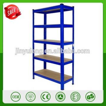adjustable Boltless storage shelving DIY tool rack warehouse storage shelves