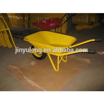 WB6400 hot sale heavy duty large China QingDao Wheelbarrow supplier garden use large wheelbarrow