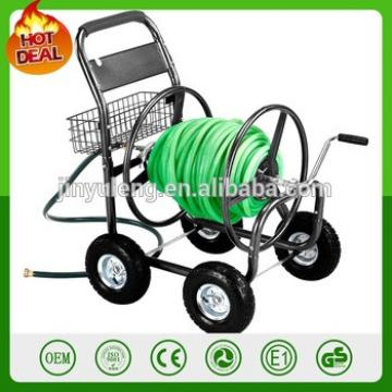 TC1850/1880 portable Water pipe cart garden hose reel cart water pipe collect cart