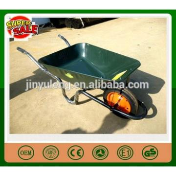 prower metal Solid wheel WB3800 wheelbarow for Africa market