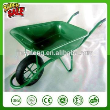 WB6400 QingDao China French Wholesale low price concrete wheelbarrow commercial wheelbarrow for seal