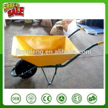 WB 6401 75L Garden building large capacity wheel barrow , can load 130kg