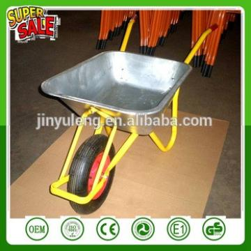 WB6404HT metal prower wheel barrow,construction tools