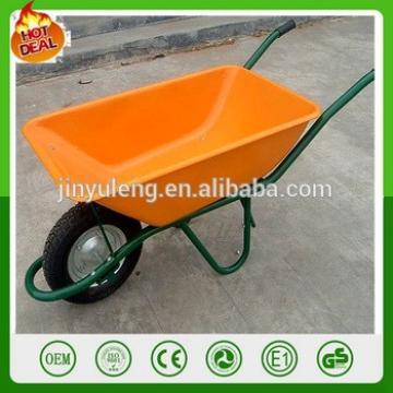 WB6401 handling tools , 130kg handingbarrow ,wheel barrow , trolley use for Gardens, farms, construction,