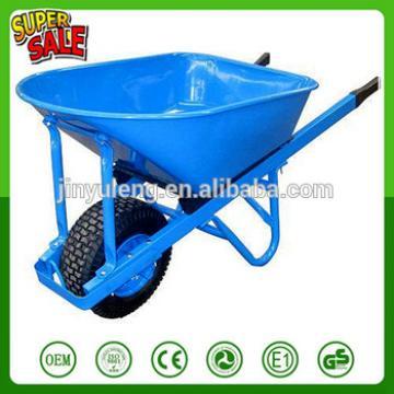 WB8614 big load heavy duty metal wheelbarrow for Australia and the americas market