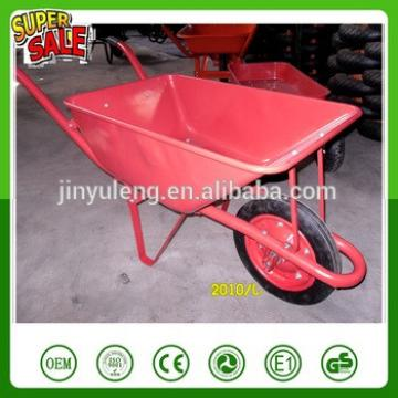 WB2500 power capacity concrete buggy trolley wheelbarrow concrete cart single wheel barrow cart wheel barrow