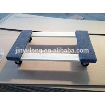 Load 300kg Furniture move tool cart ,Electrical mobile tools ,moving wood dolly cart TC0503