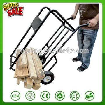 330-lbs heavy easy go Log carrier firewood carrier Multifunction hand trolley 3 in 1 Log carrier