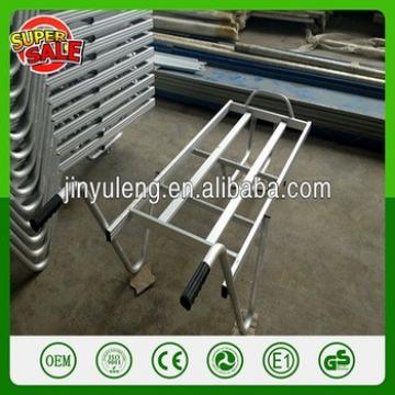 TC1010 aluminum Construction Tool Cart moving cart wheelbarrow
