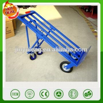 Four wheels multi function heavy duty trolley hand truck trolleys for warehouse Logistics, factory, workshop