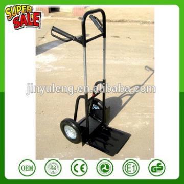 Heavy load OEM flexible collapsible Folding hand trolley telescopic hand truck platform hand trolley barrow tool cart