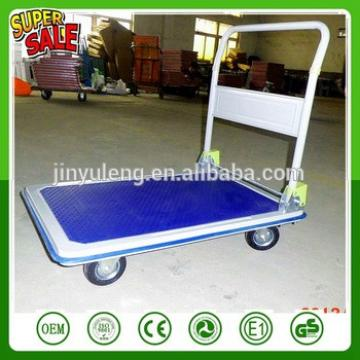 Load 150kg Platform Hand Truck trolley for factory Workshop, logistics