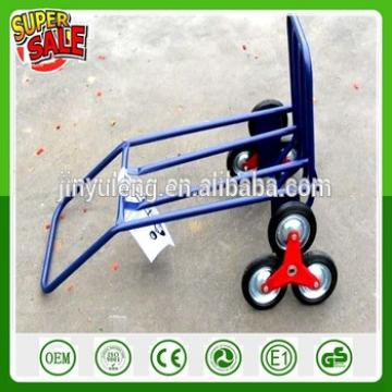 Climb stairs special trolleys hand truck 6 wheel HT1312A