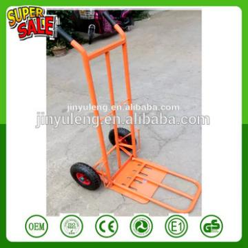 HT1827 popular Heavy load two wheel Multifunctional carts , warehouse vehicles hand trolley truck