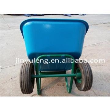 Japan type two wheel wheelbarrow