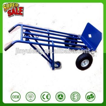HT1824 popular Heavy load Four wheel Multifunctional carts , warehouse vehicles hand trolley truck