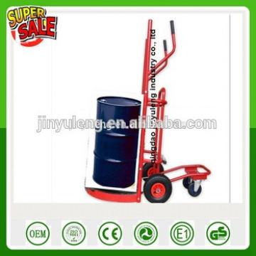 Adjustable multi-function four wheel oil dispensing trolley