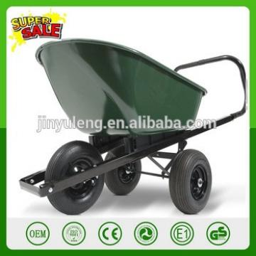 three tire wheel save labour wheelbarrow balancing and no more overturned loads