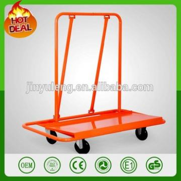 Heavy Duty drywall Glass installing panel Sheetrock Panel Cart Trolley Plywood Truck SHEETROCK PLYWOOD CART DOLLY ALL-TERRAIN