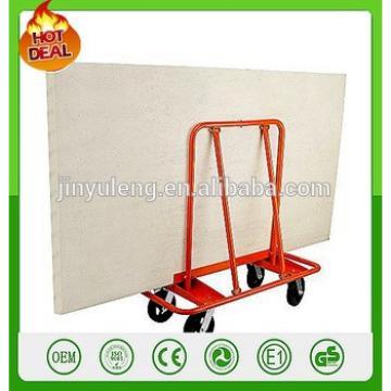 Heavy Duty Plywood glass door gypsum board Drywall Sheet Handling Sheetrock Panel Cart & Panel Dolly tooL
