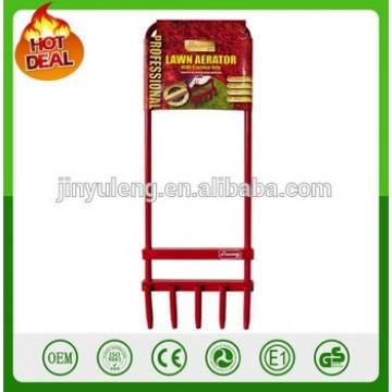 Manual Coring Soil Growth Cultivator Aerator Thatch Breaker lawn aerator Gardening Hand Tools