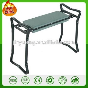 Adjustable workbench ortable folding Outdoor Garden Yard Gardening Work Seat Chair Stool Kneeler Kneeling Knee Pad Bench