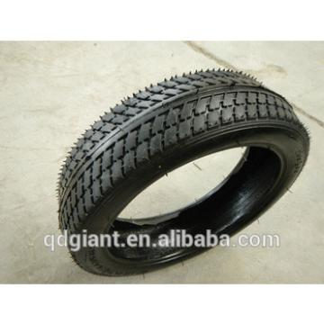 Environmental rubber wheel tire for kids wagon