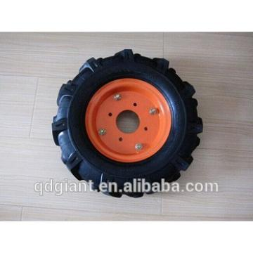 (4.00-8) Pneumatic Agricultural Rubber Wheel with Steel Rim for Wheelbarrow