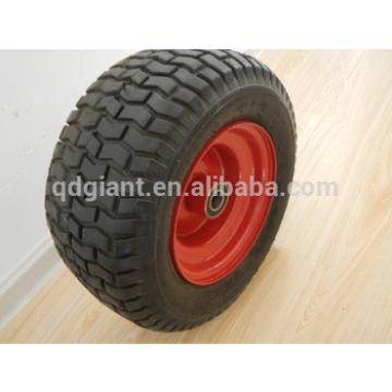 Tubeless turf wheel 16x7.50-8 with high quality