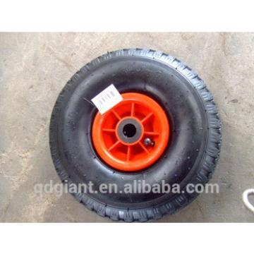 12inch Pneumatic wheel 4.00-4 with plastic rim